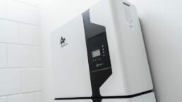 Energieopslag met batterij van Artecco